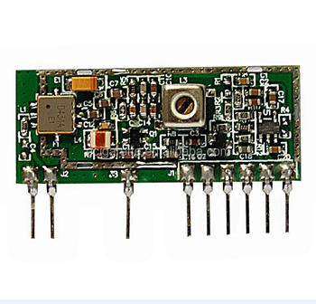 70uA low consumption 433MHZ RX module/ 315-433MHZ radio ASK receiver for battery power/Low cost and good performance