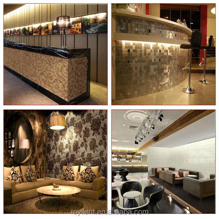 Nuevo estilo autoadhesivo papel de pared mosaico auto - Papel pared autoadhesivo ...