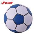 reclaimed leather laminated soccer balls