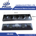 Superior quality marine soundbar for motorcycle