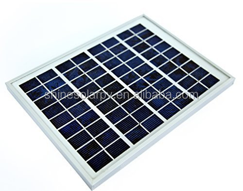 2017 Wholesale Factory price A grade 12v 5w solar panel