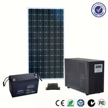 home used on grid solar energy system solar electricity generators