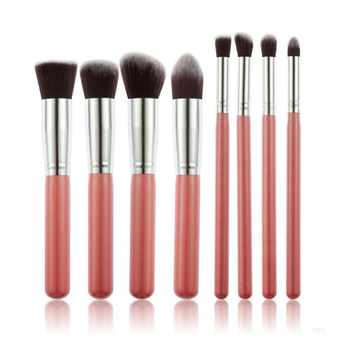 2017 best selling personal 8 PCS colorful Makeup Brush Set