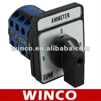 Ammeter Selector Switch BE-3A I handle