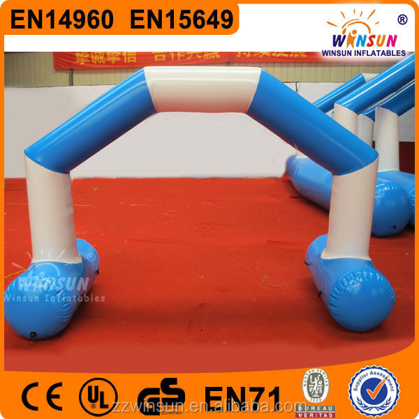 inflatable water arch , party inflatable arch , cheap inflatable arch