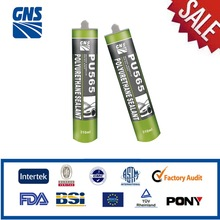 Waterproof pu silicone sealant for galvanized steel car