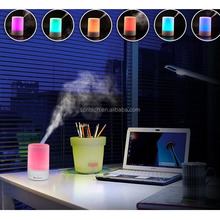 2016 new humidifier 180ml colorful lights usb aroma aromatherapy diffuser