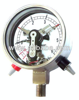 Electrical Contact Pressure Gauge for Oil-Filled Cables