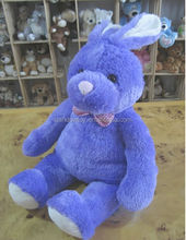 lovely rabbit toy big rabbit with dress girl rabbit toy