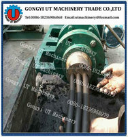 Very cheaper !!! Coal Charcoal Stick Briquetting Making Machine /Round Shape Coal Stick Press Machine