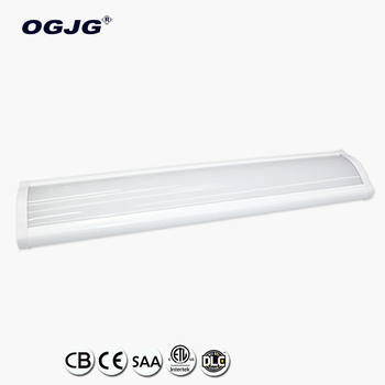 5 years warranty Supermarket emergency 120w 240w 300w led linear light Incubation library dali dimming high bay pendant lamp