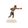 custom plastic boxing man figurine