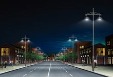 Top quality led modules with lens for street light