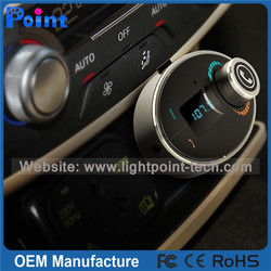Newest Built-in FM wireless transmitter Mp3 Car transmitter fm transmitter