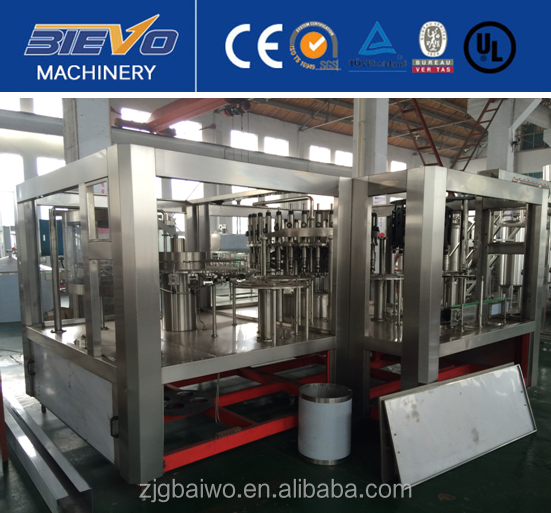 Small Scale Food Beverage Machinery With