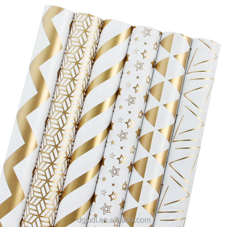 Customize packaging and printing gift wrapping paper <strong>roll</strong>