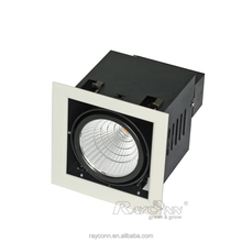 Square 20W surface mounted led ceiling pot lights with CE RoHS approval