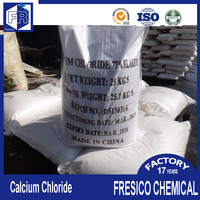calcium chloride distributors 74% flakes