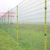 Quick installation Euro panel fence/Holland mesh fence/Made In China