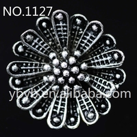 Restoring ancient ways is his little Daisy hair accessories diy material headgear shoes clothing diy alloy accessories 1127