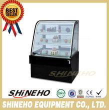 W407 cosmetic display cabinet/portable refrigerated display cooler