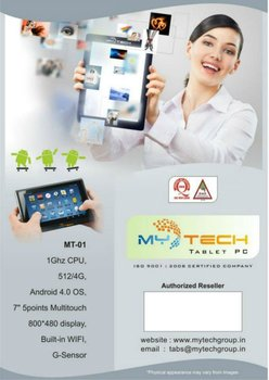 MyTech Tablet PC