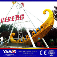 Super quality amusement park ride pirate ship on toys