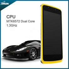 ZOPO ZP580 MTK6572 Mobile phone 512MB RAM 4GB ROM 4.5 Inch QHD IPS 5.0MP Camera 3G smart phone