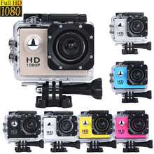 "1080P G17 Action Camera 2.0"" LCD 12MP 1080P Sports Action Camera 30M Waterproof Cam Video DV Camcorder"