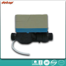 New design dry dial bronze water meter with high quality