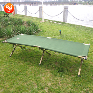 Folding Military Army Style Outdoor Portable Heavy Duty Camp Cot