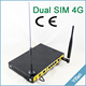 F3832 dual sim lte 4g lte modem router outdoor 4g lte wireless router for bus ATM
