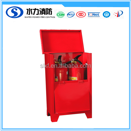 2017 new type factory price fire fighting equipment PSG type foam fire hydrant cabinet