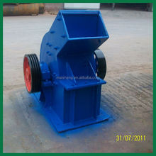 new mini glass bottle hammer crusher factory