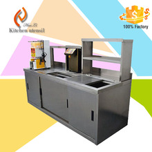 professional price juice cafe bar counter for Restaurant