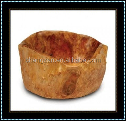 Handly Carved New Wholesale Wooden Small Bowls