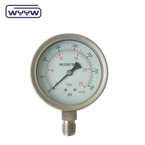 Differential pressure gauge price,digital pressure gauge manometer,manometer differential pressure gauge calibration