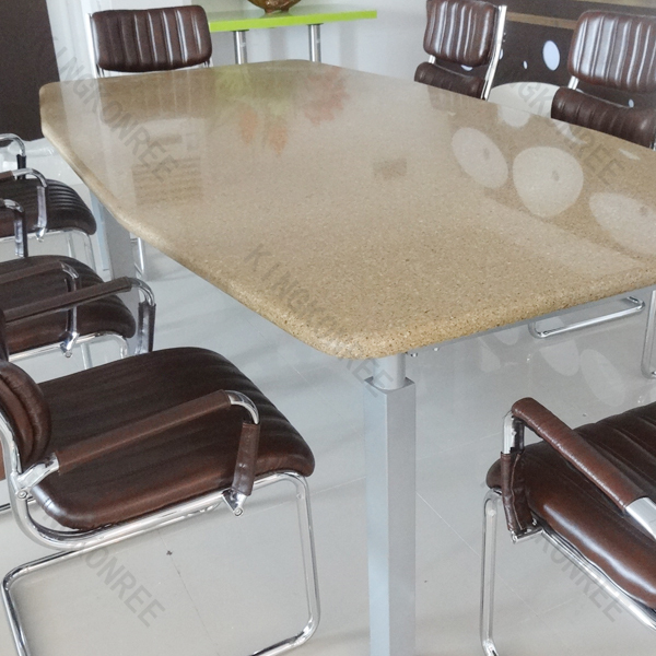 Superior quartz stone confrence table,confrence table for meeting