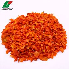AD Dried vegetables carrot dices with / without sugar
