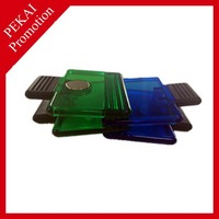 Acrylic High Quality Strong Fridge Magnet Clip