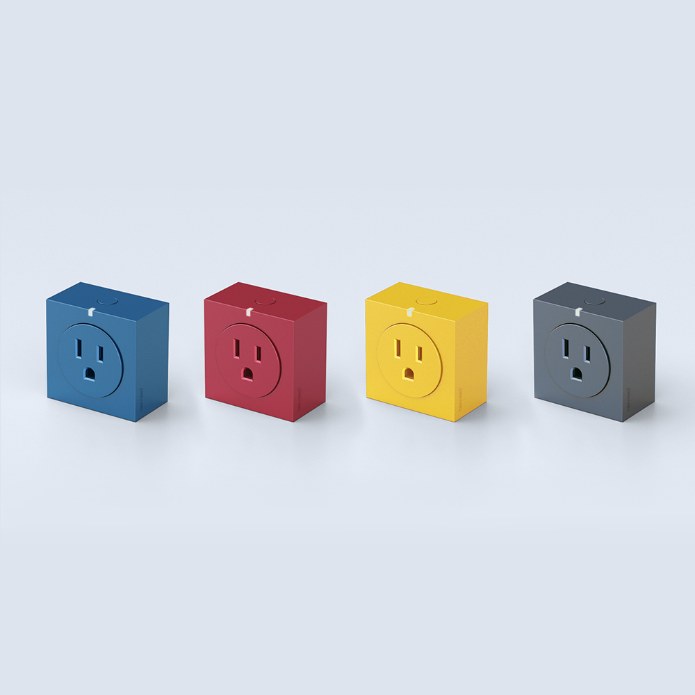 ORVIBO smart meter plug 3 pin electric plug wifi electric switch and socket home switch sockets multi socket