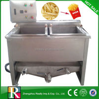 Multifunctional electric 65L to 350L automatic potato chips frying machine