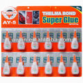 12 pcs strong good quality Super Glue & Shoes Glue 502