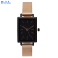 Most popular mesh strap quartz lady watch