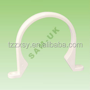 plastic flexible pipe clips about 8 specification
