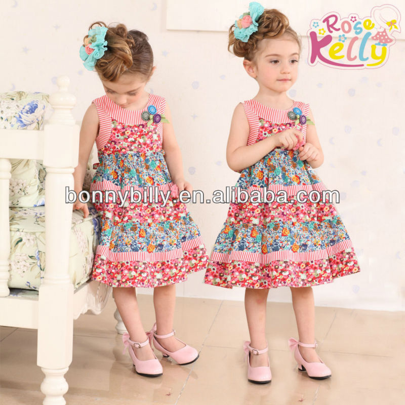 Baby Frocks Designs for 3 Years Old Girl Wear