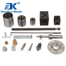 OEM steel CNC machining parts China manufacturer