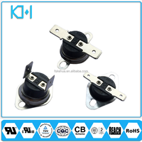 Rice Cooker Thermostat Temperature Controller Bimetal Thermostat KSD301Electrical Breaker Circuit Overload Protector Parts