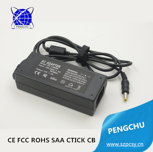 OEM ODM 12v 24v power adapter variable dc power supply with CE ROHS