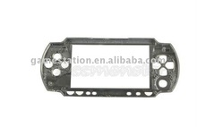 FRONT FACEPLATE FACE COVER FOR PSP 3000 BLACK